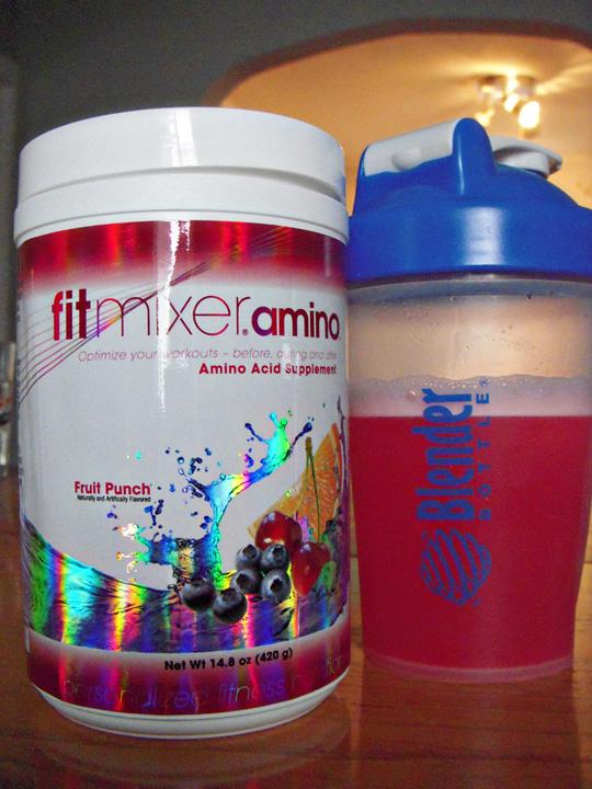 FitMixer Amino Mixed