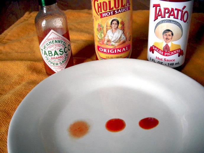 Hot Sauce Trio