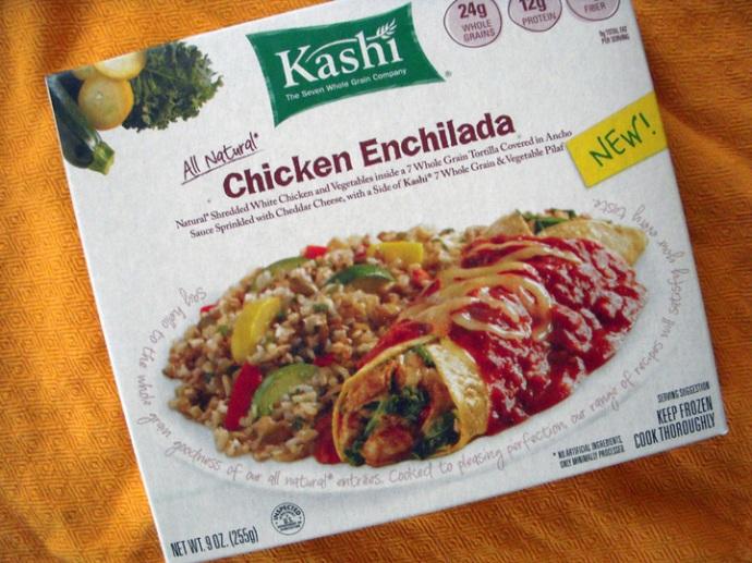 Kashi Chicken Enchilada