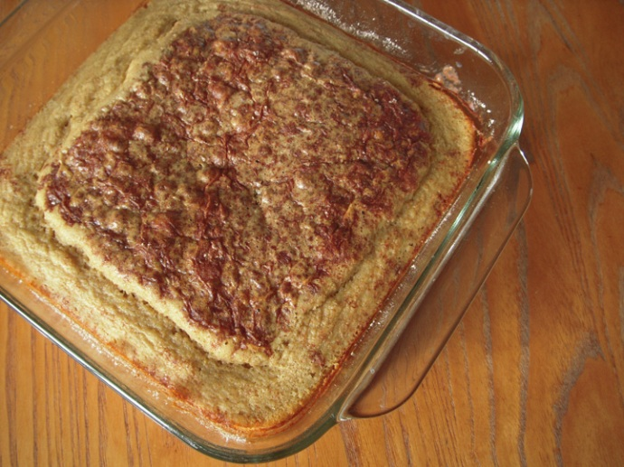 LiveFit Cinnamon Swirl Protein Bread