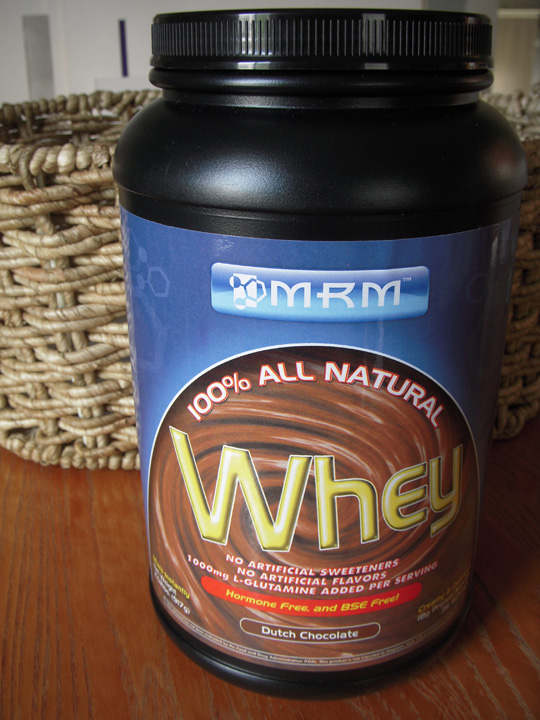 MRM Whey Protein