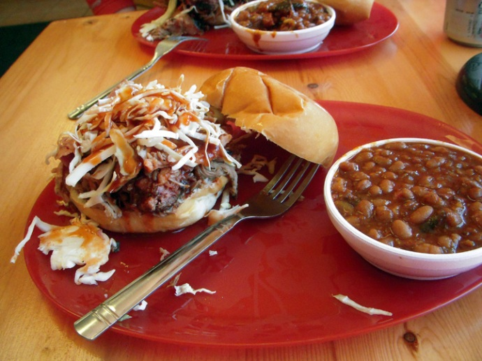 South Moon BBQ Pulled Pork