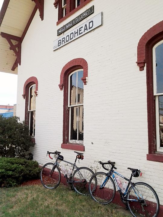 Brodhead Wisconsin Train Depot