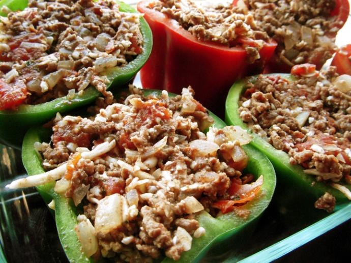 Gluten-Free Peppers