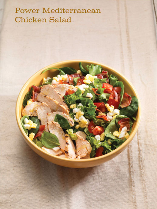 Panera Hidden Menu Power Med Chicken Salad