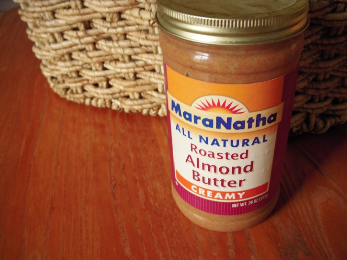 MaraNatha Almond Butter from Costco