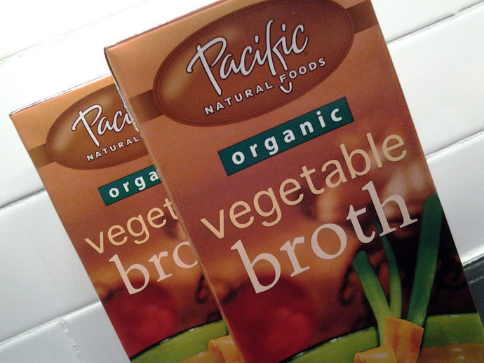 Pacific Vegetable Broth