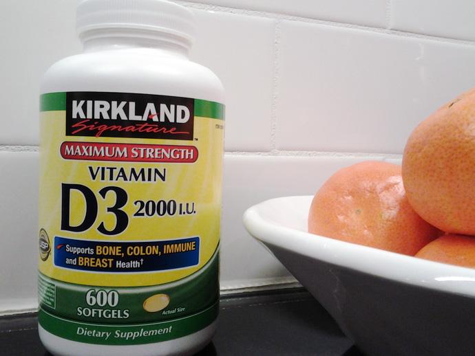 Kirkland Vitamin D3